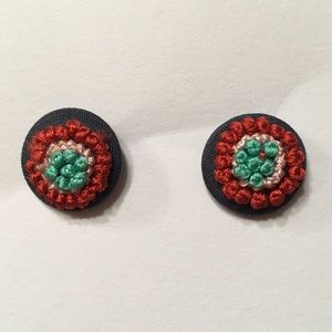 Jewelry - Multi-colored Stud Earrings